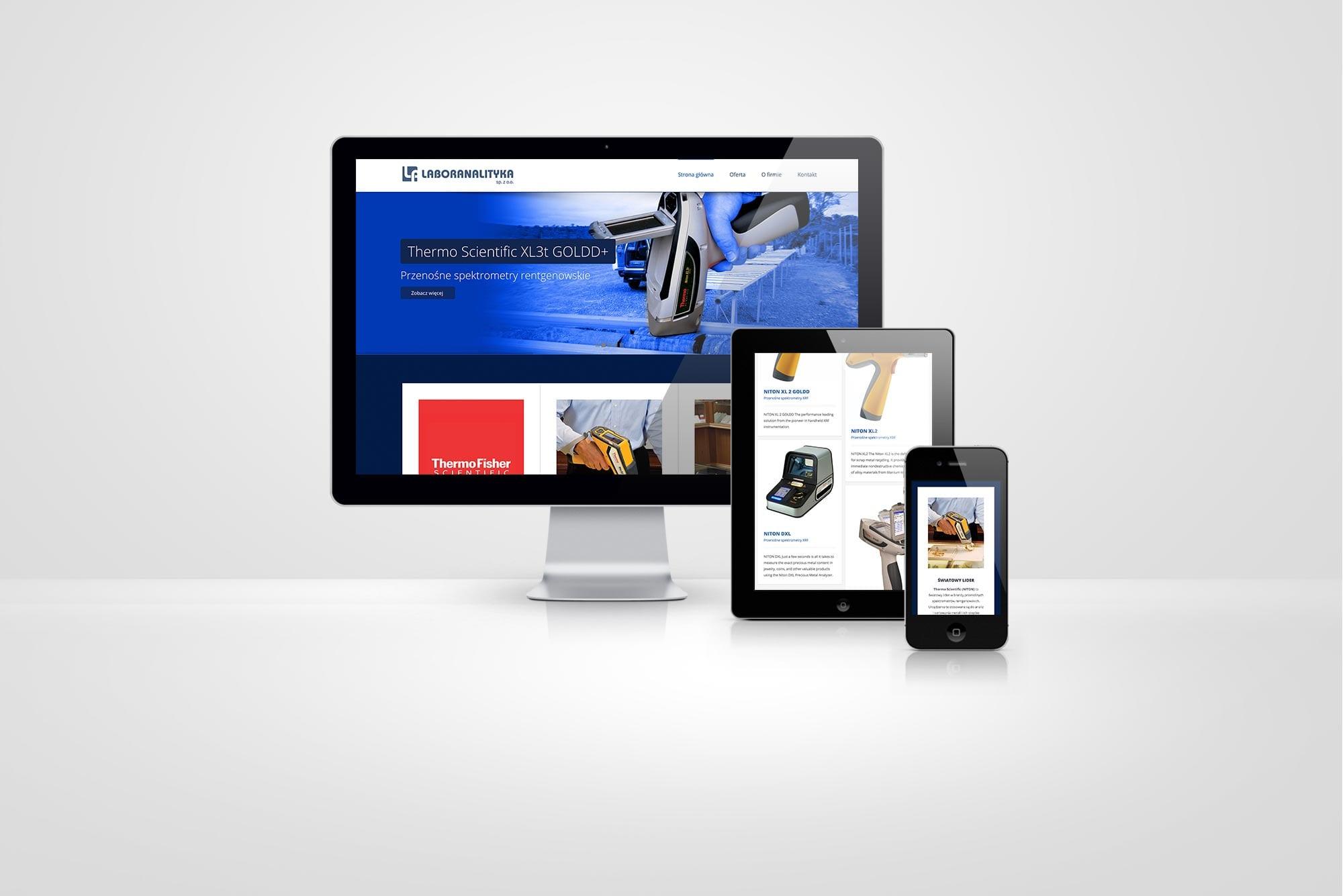 Projektowanie stron internetowych dla firm, strony RWD, Wordpress