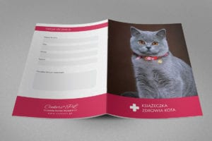 Książeczki zdrowia dla kotów, Książeczki zdrowia dla psów, Książeczki zdrowia dla hodowców